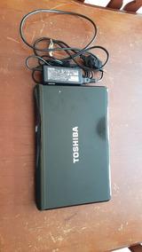Notebook Toshiba I3 Windows 7 Perfeito Estado