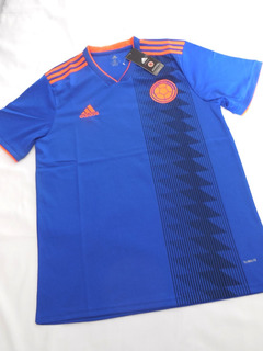 Camiseta Colombia Mundial 2018 Away adidas