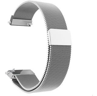 Pulseira De Metal Para Smartwatch B57 - Prata