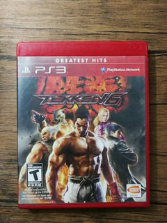 Tekken 6 Playstation 3 Ps3 Excelente Estado !!