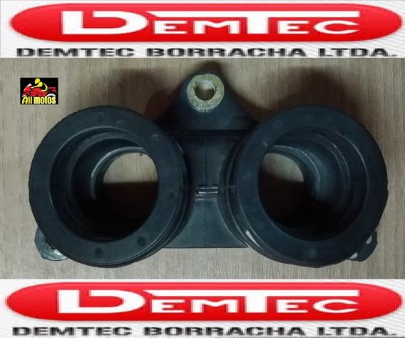 Coletor Admissao Pra Moto Honda Xlx 250 Duplo 85 Á 86