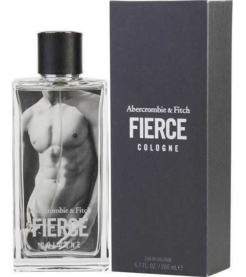 Perfume Abercrombie Fierce Cologne 200 Ml Original