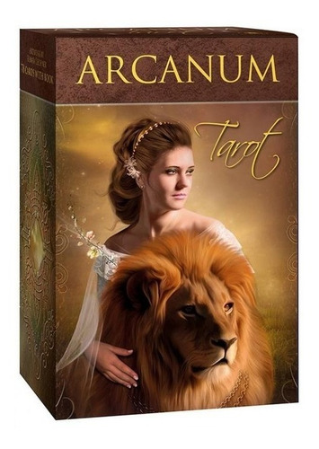 Imagen 1 de 2 de Arcanum ( Manual + Cartas ) Tarot