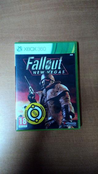Xbox 360 Fallout New Vegas Pal