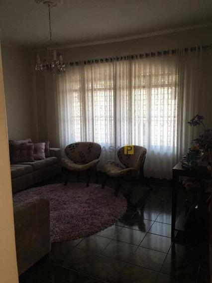 Casa À Venda, 177 M² Por R$ 600.000 - Jardim Augusto Cavalheiro - Santa Bárbara D
