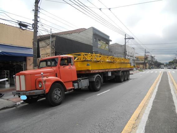 Scania 111 Com Carreta Randon