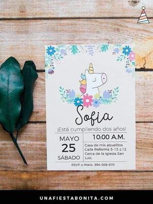 Diseño Y Impresión De Invitaciones Para Tu Evento