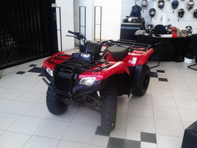 Quadriciclo - Foutrax 420 Trx - Fm - 4 X 4