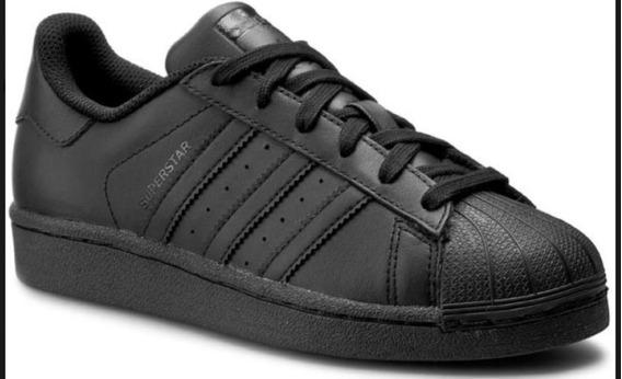 Tênis adidas Preto Superstar Original Promoção Pronta Entreg
