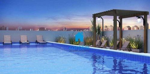 Imagem 1 de 20 de Ap2578-kz Sacomã - Apartamento Com 2 Dormitórios À Venda, 48 M² Por R$ 281.000 - Sacomã - São Paulo/sp - Ap2578