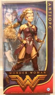 2017 Wonder Woman Antiope Barbie Nuevo! En Stock Ahora!