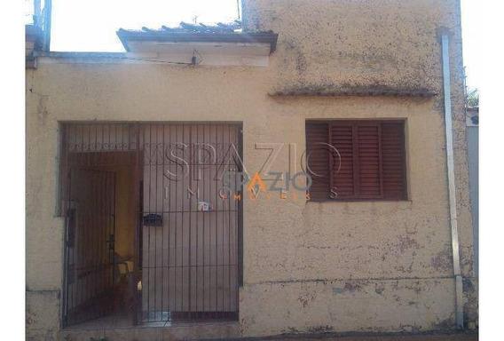Ótima Casa Centro Excelente Para Uso Comercial - Ca0114