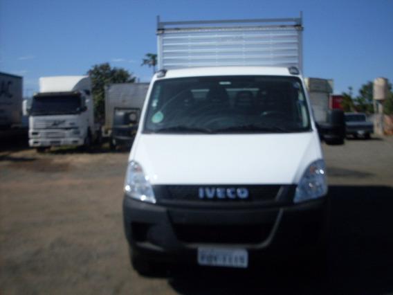 Iveco 35s14 Cd Com Baú