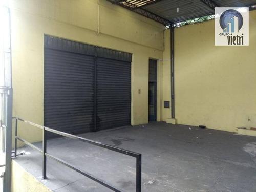 Galpão  Comercial Para Locação, Casa Verde Alta, São Paulo. - Ga0085