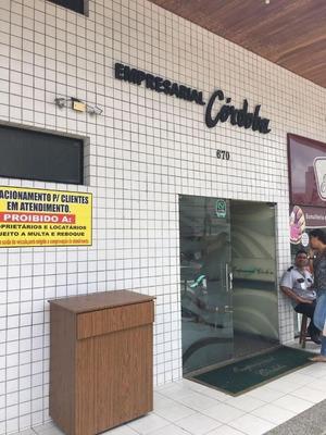 Sala Comercial À Venda, Aflitos, Recife. - Sa0109