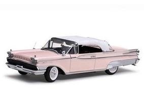1959 Mercury Park Lane Rosa - Escala 1:18 - Sun Star