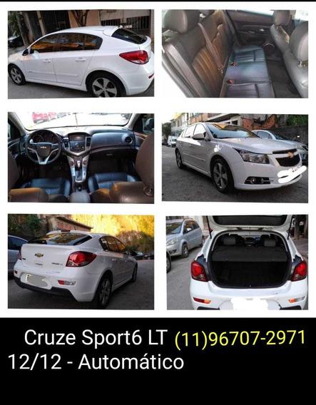 Chevrolet Cruze Sport6 Lt Aut. 12/12