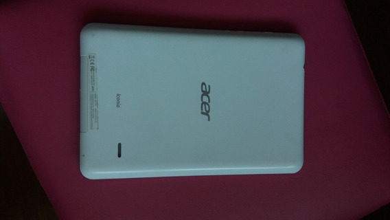 Tablet Acer 16gb