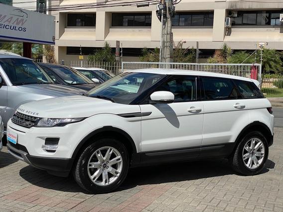 Linda Land Rover Evoque Pure 4wd Aut. 2013 Unico Dono Novaa