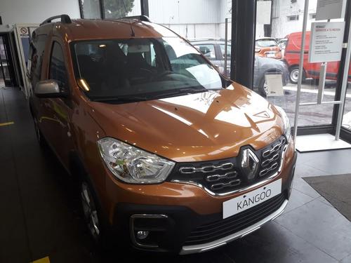 Renault Kangoo Ii Stepway 1.6 Sceii (jcf)