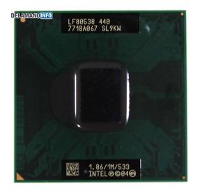 Processador Notebook Intel Celeron M440 1.86ghz (11269)