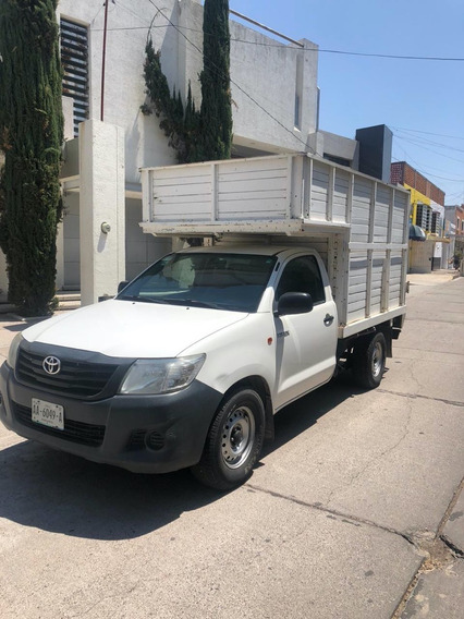 Toyota Hilux Chasis Cabina 2015