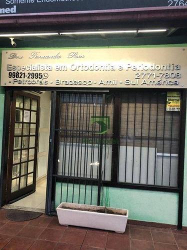 Imagem 1 de 19 de A Imobiliária Rio Litoral Oferece Para Venda Excelente Loja Shopping Bosque - Lo0019