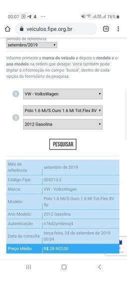 Volkswagen Polo Polo 1.6 Hatch