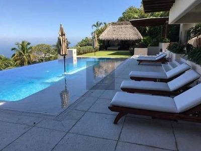 Divina Villa En Las Brisas Con Alberca Y Espectacular Vista.