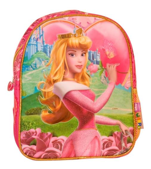 Mochila Espalda Jardin Disney Princesas Aurora Mundo Manias