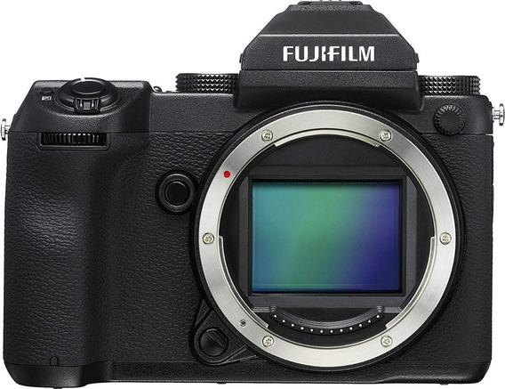 Fujifilm Gfx 50s 51.4 Mp Medium Format Mirrorless Sem Lente