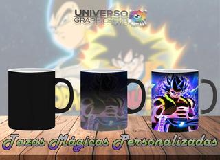 Tazas Magicas Sublimadas Dragon Ball