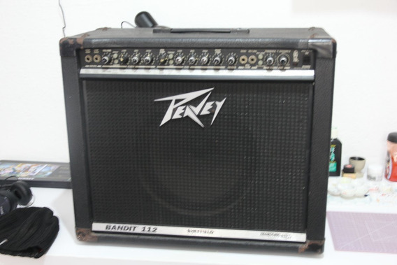 Amplificador De Guitarra Peavey Bandit 112 Clássico