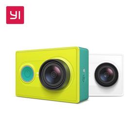 Câmera De Ação Filmadora Xiaomi Yi 2k + Caixa Estanque
