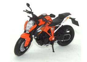Moto Ktm 1290 Super Duke R 1/18 Welly California Cycle