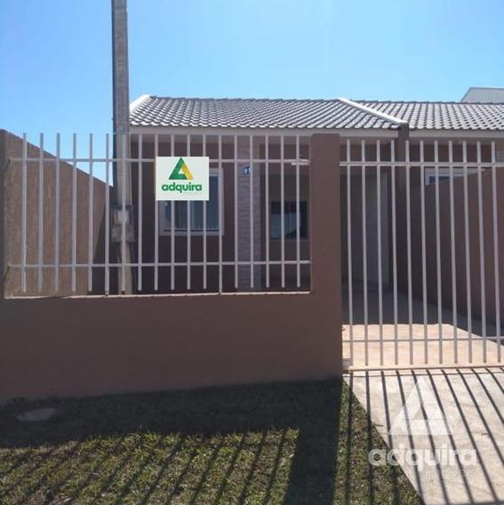 Casa Térrea Com 3 Quartos - 12132-v