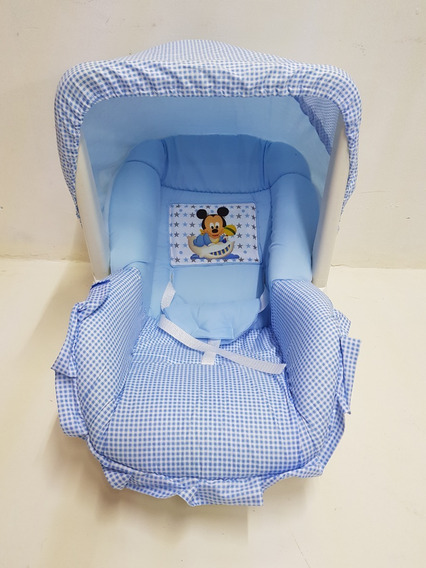 Baby Comfort Azul Cielo