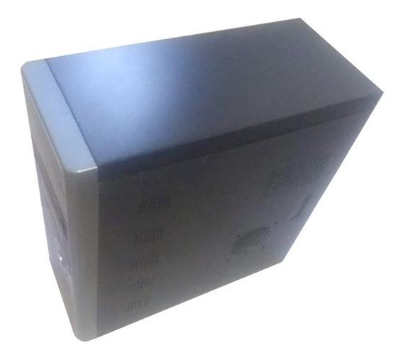 Computador Pc Desktop Cpu Dual Core 4gb 500hd Mouse Teclado
