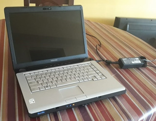 Notebook Toshiba Satellite A205-s4577 No Funciona