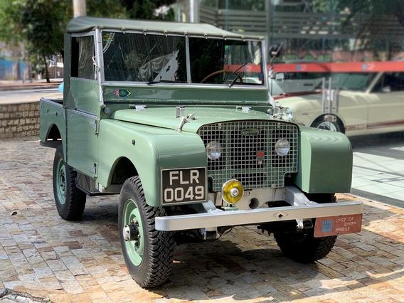 Land Rover Série 1 - 1948