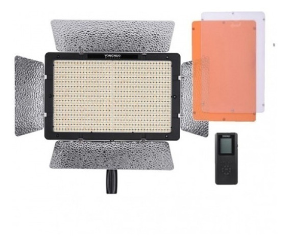Lampara 1200 Led Yongnuo Con Adaptador De Corriente