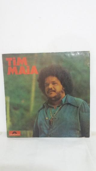 Lp Tim Maia Original De Época