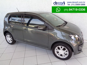 Volkswagen Up! High Imotion (flex) Cinza - 2014/2015