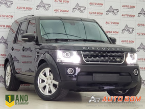 Land Rover Discovery S Sdv6 3.0 Turbo Diesel 7 Lugares!