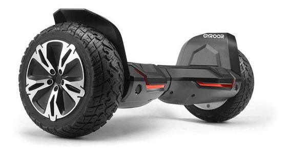 Hoverboard Todo Terreno Gyroor Warrior G2 De 8.5