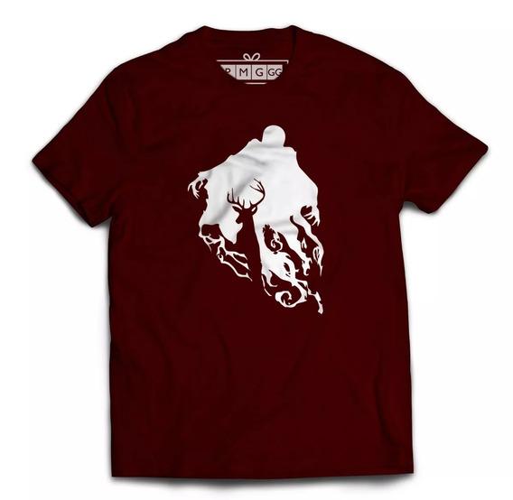 Camiseta Camisa Dementador Harry Potter Expecto Pa