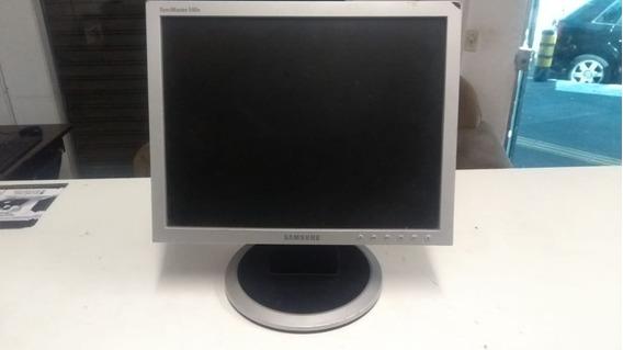 Monitor Lcd 15 Polegadas Samsung Syncmaster 540n