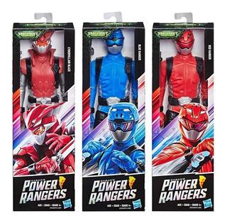 Muñeco Power Rangers Beast Morphers 30cm Original Hasbro