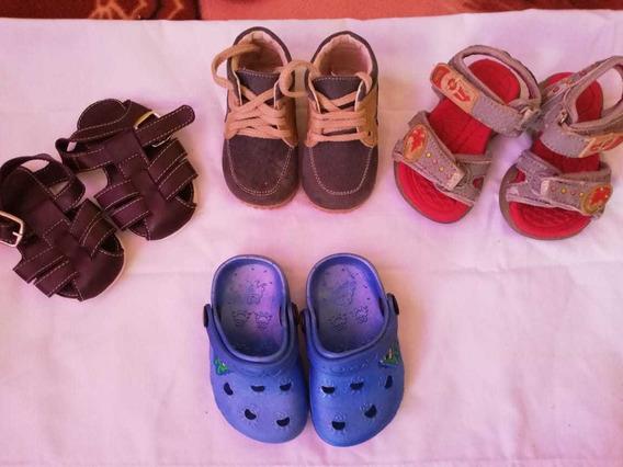 Vendo Zapatos De Niño Hasta Un Añito
