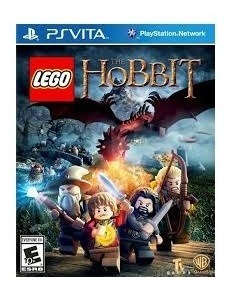 Lego The Hobbit - Ps Vita - Mídia Física - Lacrado - Nf